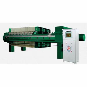 1000型节能高效隔膜压滤机