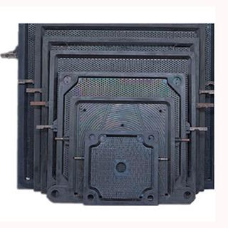 复合橡胶滤板