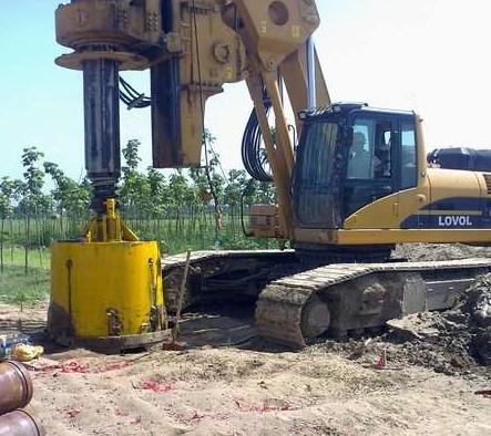 压滤机在桩基废弃泥浆固化处理的应用