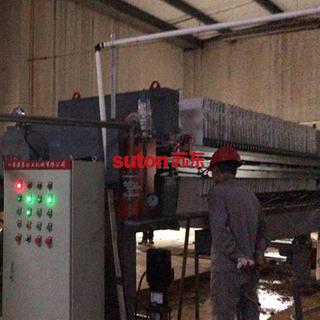 电子酸洗废水处理压滤机